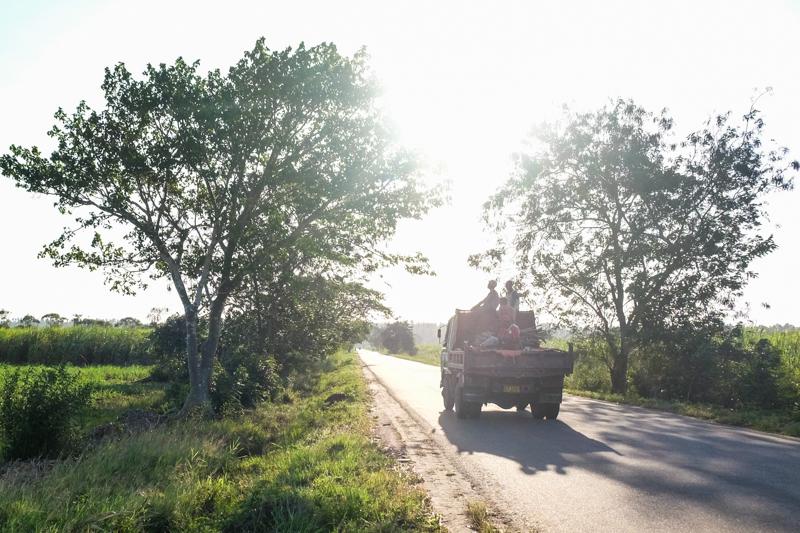 قرية في زنجبار - مدونة سياحة و سفر